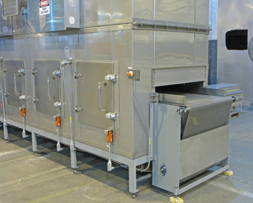 Conveyor Oven - Industrial Conveyor Oven