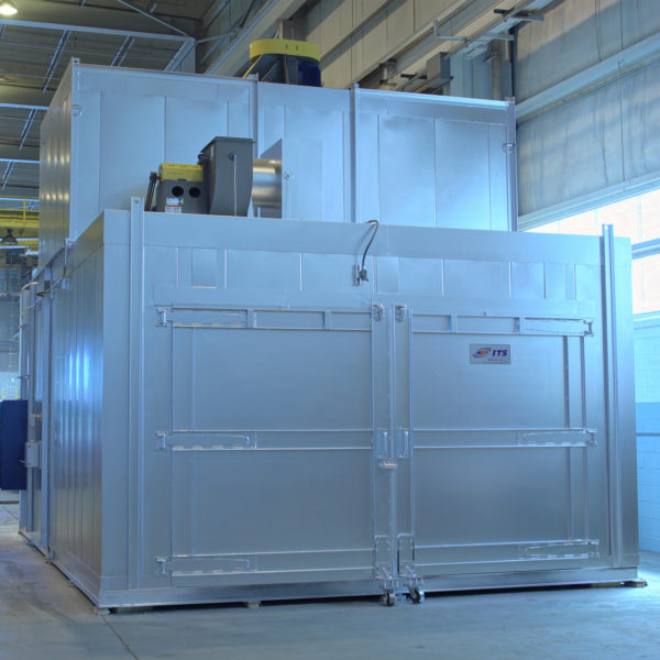 Industrial Batch Oven, Composite Cure Oven