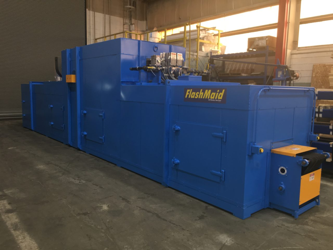 International Thermal Systems FlashMaid Plate Dryer