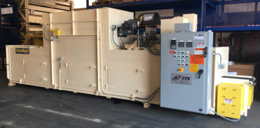 Plate Dryer for Battery
