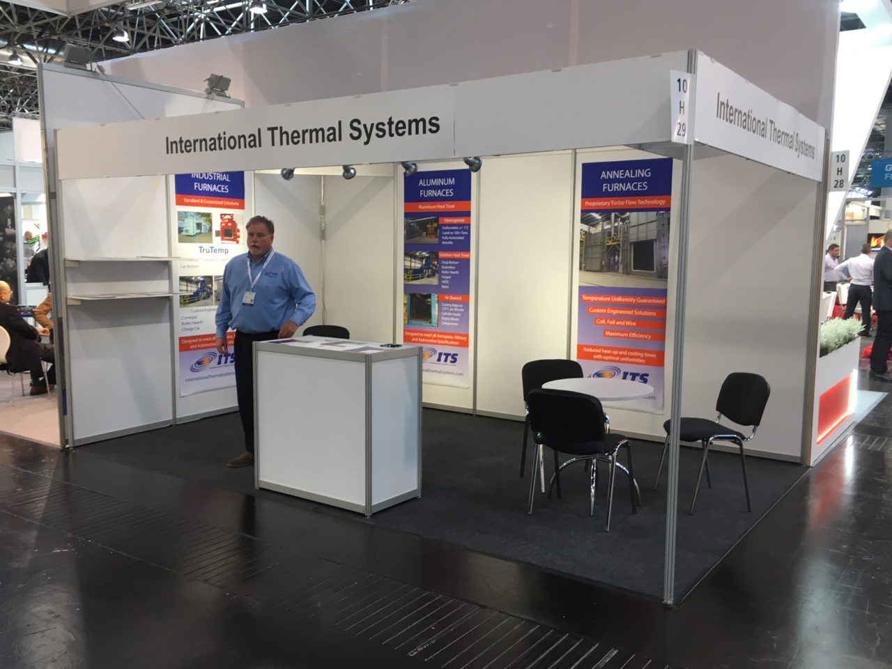 International Thermal Systems at Aluminum Germany